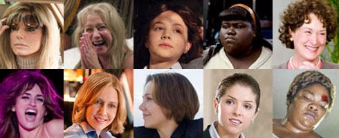 Oscar Actresses 490x200