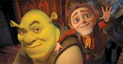 Shrek Forever After 422x218