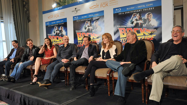 Back to the Future - 25th Reunion