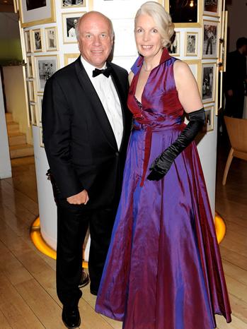 BFI - Greg Dyke and Amanda Neville