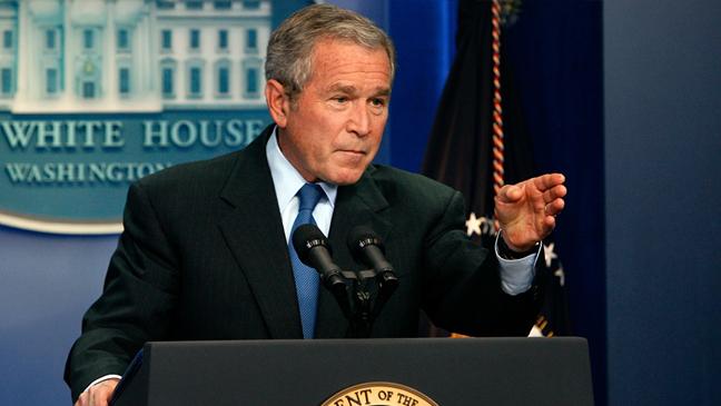 George W Bush - 2007