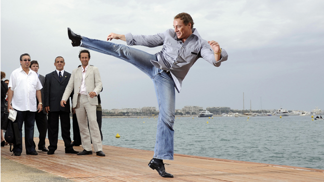Jean-Claude Van Damme at 61st Cannes International Film Festival