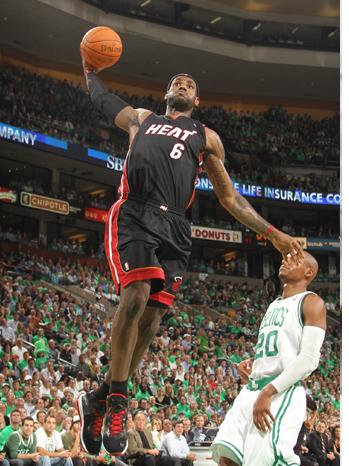 Lebron James - Miami Heat 2010