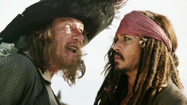 No. 4: Pirates of the Caribbean: Dead Man's Chest, 2006