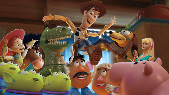 No. 5: Toy Story 3, 2010