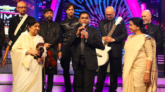 Global Indian Music Awards Winners