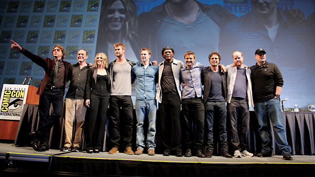 Issue 52 - Marvel: Avengers Cast