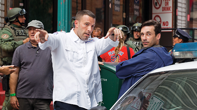 Issue 54 - Making of The Town: Ben Affleck and Jon Hamm