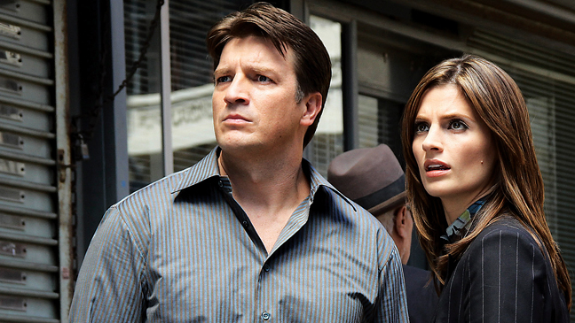 """Castle"" (ABC, Monday)"