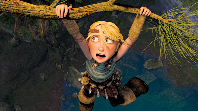Issue 56A - Golden Globes Preview: How to Train Your Dragon