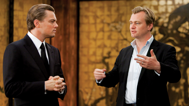 Issue 55 - Making of Inception: Christopher Nolan and Leonardo DiCaprio
