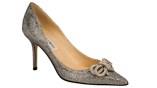 Issue 56 - Holiday Gift Guide: Jimmy Choo Heel