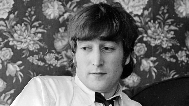 John Lennon S Guitar Sells For 2 4m At Auction Hollywood Reporter
