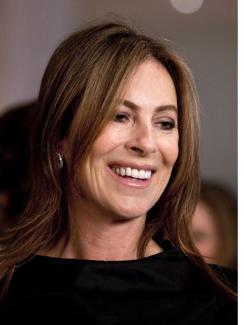 Kathryn Bigelow - portrait