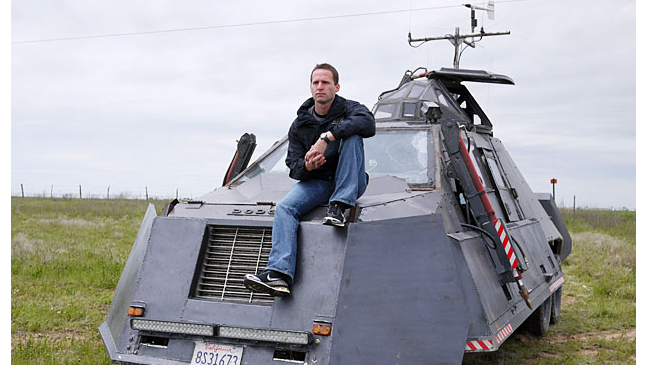 Matt Hughes - Storm Chasers - Discovery Channel