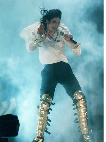 Michael Jackson - 2000