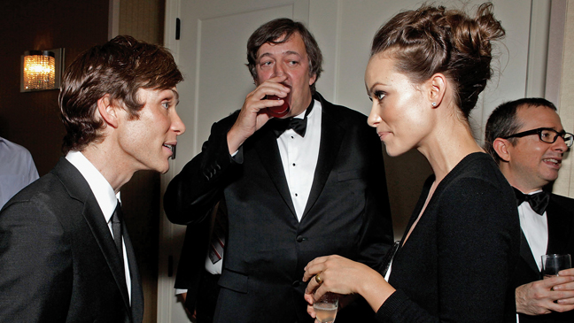 Issue 53 - About Town: Cillian Murphy, Olivia Wilde, and Stephen Fry