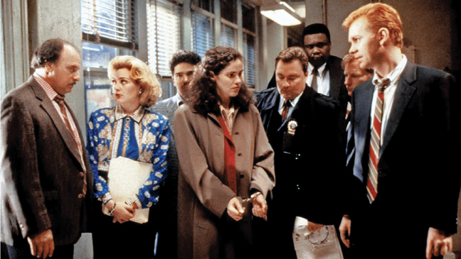 Issue 56 - It's 10 P.M. Do You Know Where Your Viewers Are?: NYPD Blue