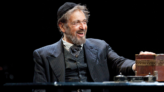 Issue 54 - Reviews: The Merchant of Venice: Al Pacino