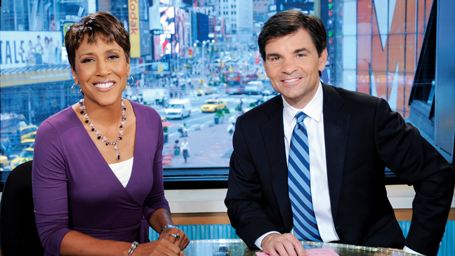 Issue 54 - Tough News for Disney: Robin Roberts and George Stephanopoulos
