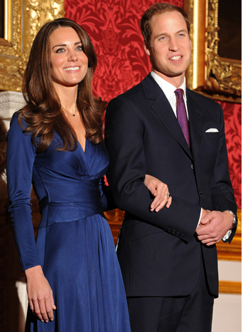 Kate Middleton & Prince William - 2010
