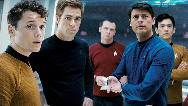 Issue 53 - Hollywood's A-List Redefined: Star Trek