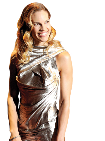 Issue 54 - 7 Days of Deals: Hilary Swank