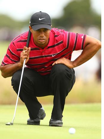 Tiger Woods - 2010