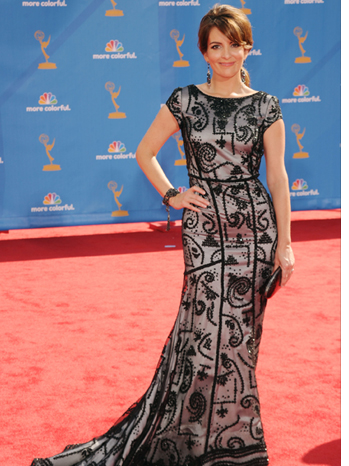 Tina Fey - 62nd Annual Primetime Emmy Awards - 2010
