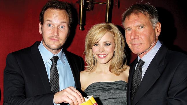 Issue 53 - About Town: Harrison Ford, Rachel McAdams, Patrick Wilson
