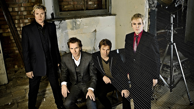 Duran Duran Publicity 2010