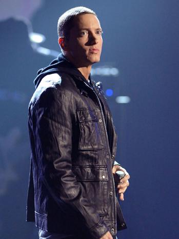 Eminem - live performance - 2010