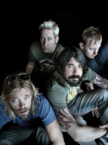 Foo Fighters Publicity 07