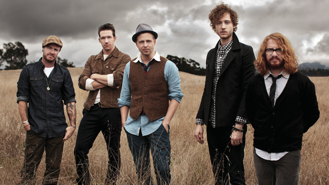 OneRepublic 2011 publicity photo