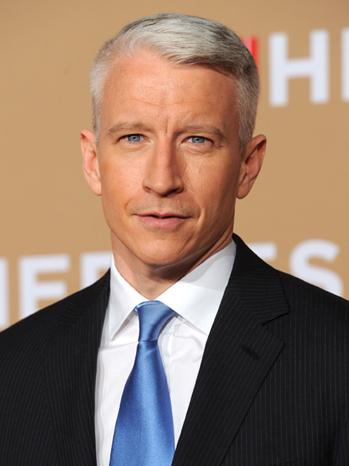 Anderson Cooper - CNN Heroes - 2010