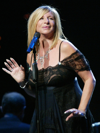 Barbra Streisand - 2007
