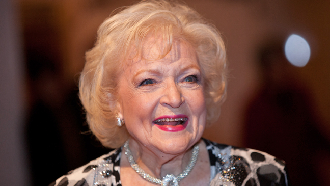 Betty White - AP Entertainer of the Year - 2010