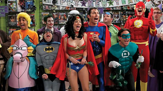 58 REP The Big Bang Theory