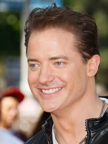 Brendan Fraser Headshot 2011