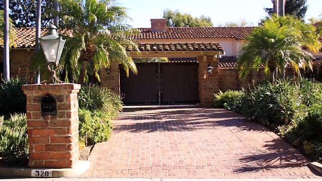 Brad Grey's Holmby Hills Home
