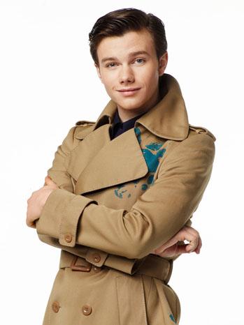 Chris Colfer - PR Portrait Glee - 2009
