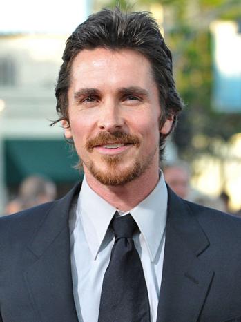 Christian Bale - Public Enemies LA Premiere - 2009
