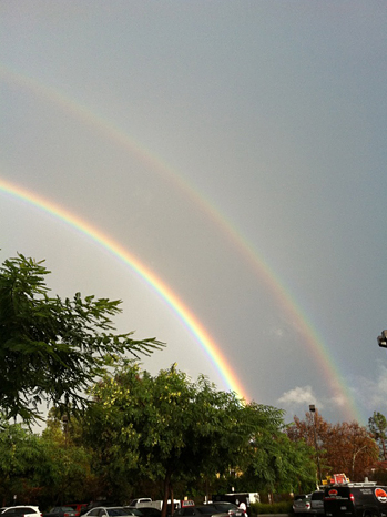 Double Rainbow - Los Angeles - 2010