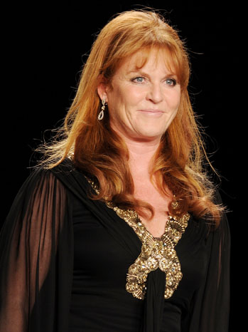 Sarah Ferguson - Naomi Campbell's Fashion For Relief - 2010