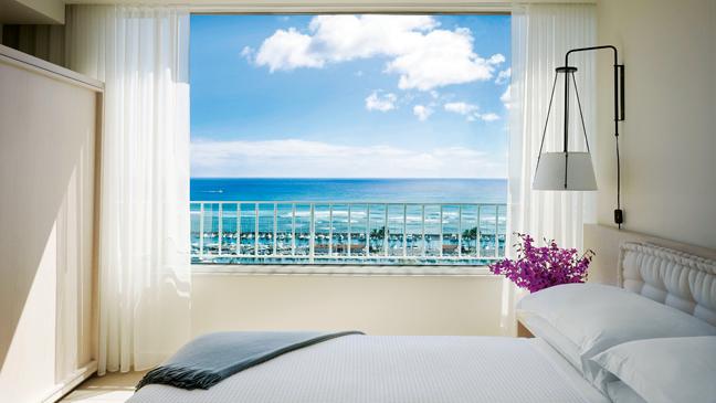 57 STY Hotel Room, Waikiki