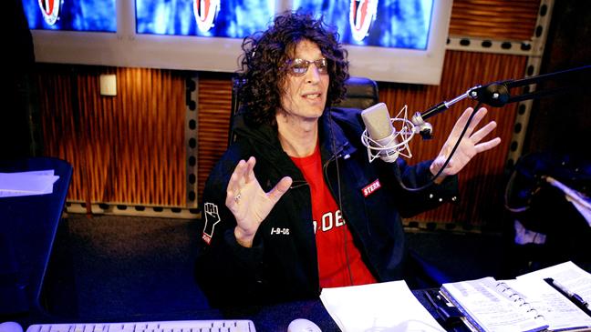 Howard Stern - 2006