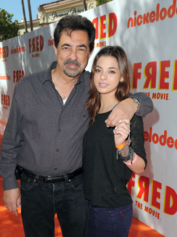 Joe and Gia Mantegna