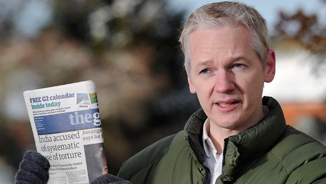 Julian Assange -2010