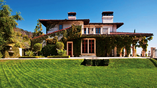 Heidi Klum and Seal's Brentwood Country Estates Residence