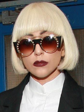 Lady Gaga - London - 2010